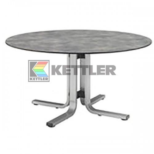 Стол Kettler HPL 1200 мм Silver, код: 0101726-0200