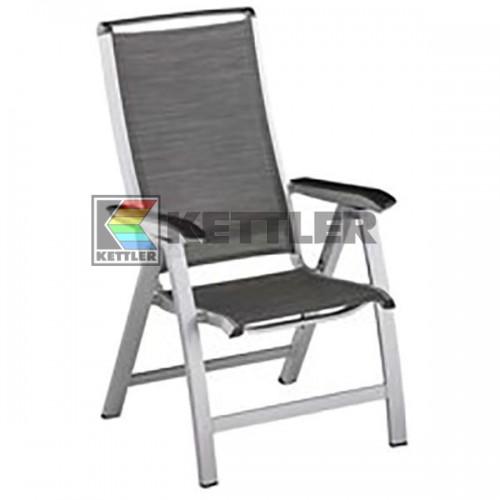 Кресло Kettler Forma II Multi Silver, код: 0104701-0600