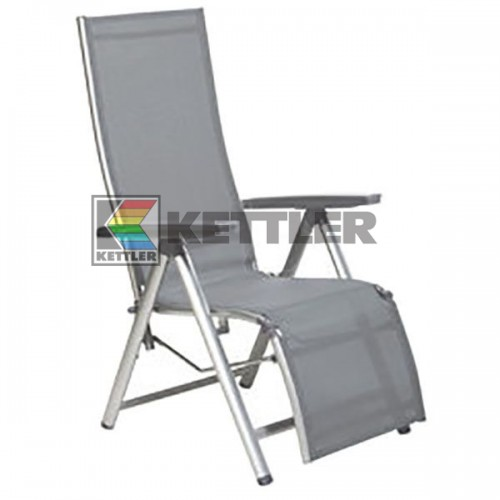 Кресло Kettler Cirrus Relaxer Silver, код: 0100316-0000