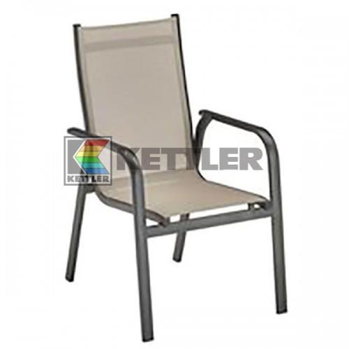 Кресло Kettler Lucky Grey, код: 0311602-7300