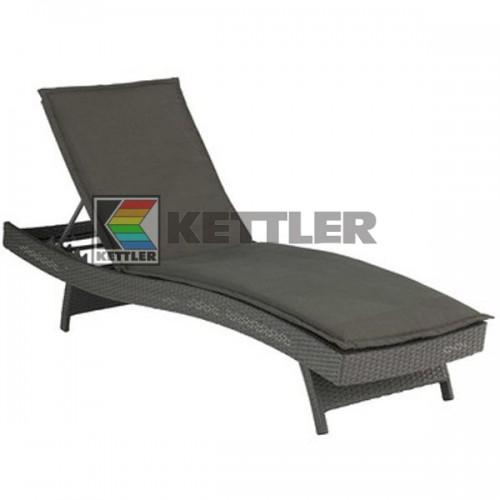 Шезлонг Kettler Bistro Anthracite, код: 0311714-4600