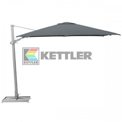Зонтик Kettler 3000x3000 мм Right-Left Taupe, код: 0106049-0400