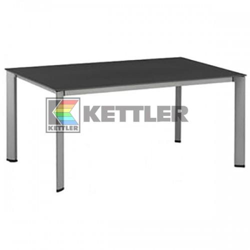 Стол Kettler Kettalux Plus 1600х950 мм Silver, код: 03843-815