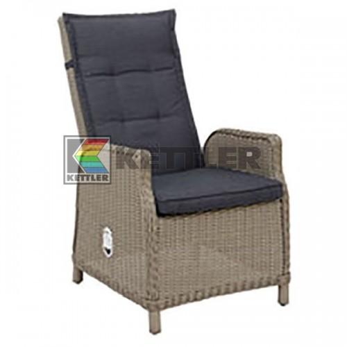 Кресло Kettler Jarvis Anthracite, код: 0104201-5500