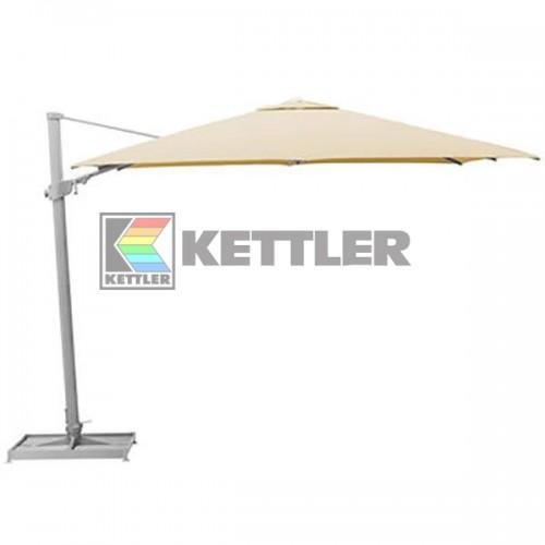 Зонтик Kettler 3000x3000 мм Right-Left Nature, код: 0106049-0800