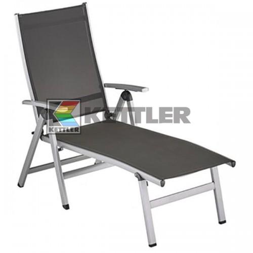Шезлонг Kettler Easy Silver, код: 0311515-0000