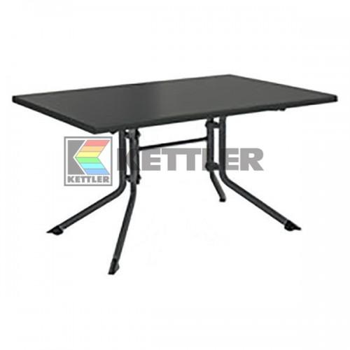 Стол Kettler Kettalux Plus 1150х700 мм Anthracite, код: 0307026-7000