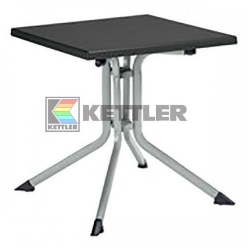 Стол Kettler Kettalux Plus 700х700 мм Silver, код: 0307013-0000