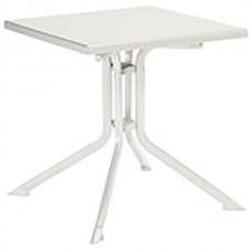 Стол Kettler Kettalux Plus 700х700 мм White, код: 0307013-5000