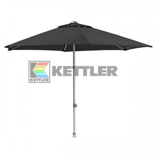 Зонтик Kettler 3000 мм UPF 50+ Anthracite, код: 0306030-0700