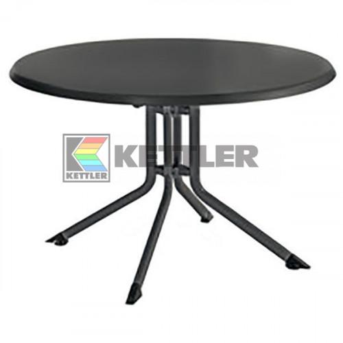 Стол Kettler Kettalux Plus 1000 мм Anthracite, код: 0307016-7000