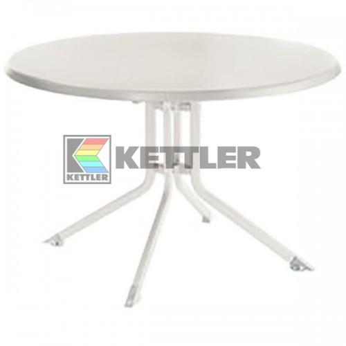 Стол Kettler Kettalux Plus 1000 мм White, код: 0307016-5000