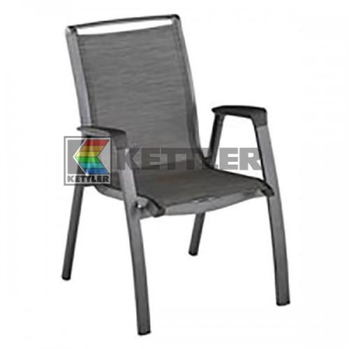 Кресло Kettler Forma II Anthracite, код: 0104702-7600