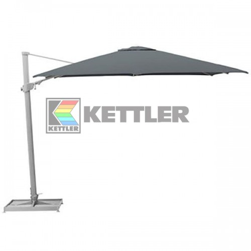 Зонтик Kettler 3000x3000 мм Right-Left Blue, код: 0106049-0900