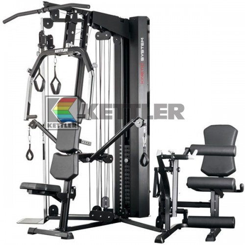 Мультистанция Kettler Kinetic F7 (Curls), код: 7714-600F7C
