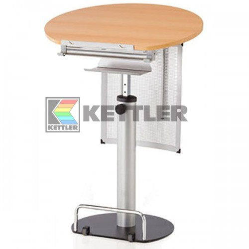Стол Kettler High Desk Silver, код: 06093-272