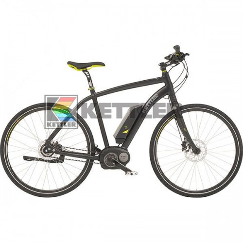 Велосипед Kettler E-Bike Inspire E Beltdrive, код: KB609