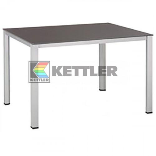 Стол Kettler Kettalux Plus 1400х700 мм Silver, код: 0301818-0500