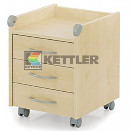 Тумбочка Kettler Roll On Maple, код: 06761-311