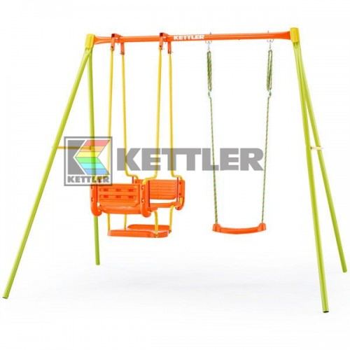 Качели Kettler Swing Set 3, код: 0S01053-0000