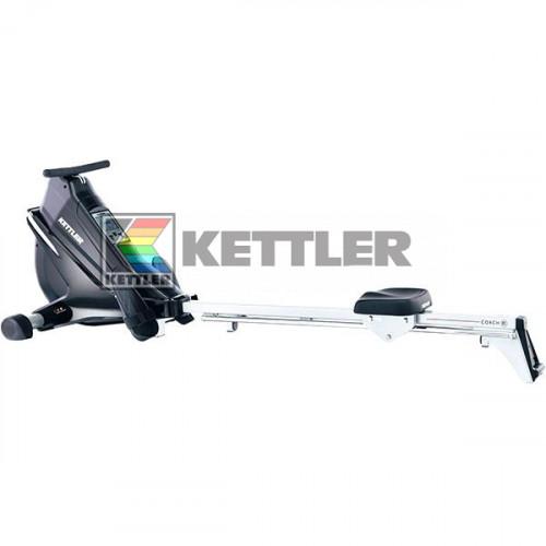 Гребной тренажер Kettler Coach E, код: 7975-160