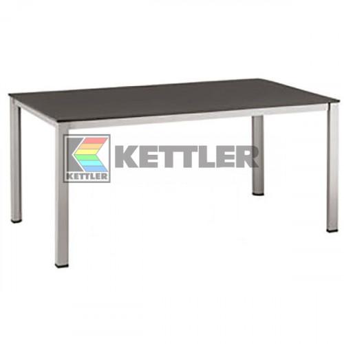 Стол Kettler Kettalux Plus 1600х950 мм Silver, код: 0301821-0000