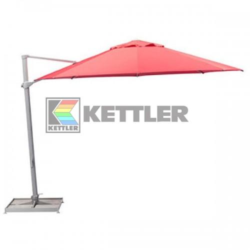 Зонтик Kettler 3500 мм Cantilever Red, код: 0106046-0500
