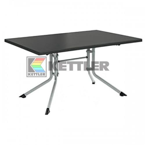 Стол Kettler Kettalux Plus 1600х950 мм Silver, код: 0307021-0000