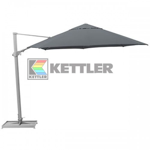 Зонтик Kettler 3500 мм Right-Left Taupe, код: 0106048-0400