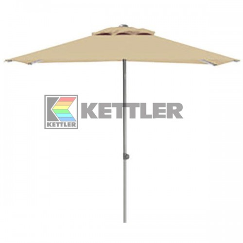 Зонтик Kettler 2000x2000 мм UPF 50+ Nature, код: 0306022-0800