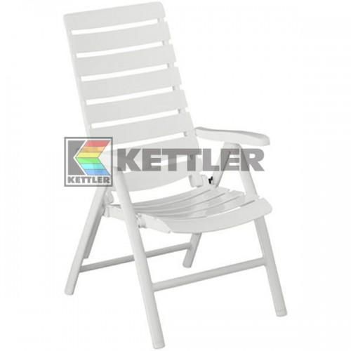 Кресло Kettler Riva White, код: 01407-000