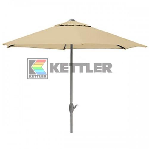 Зонтик Kettler 3000 мм Wind-Up Nature, код: 0106042-0800