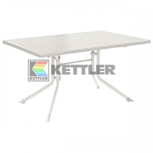 Стол Kettler Kettalux Plus 1150х700 мм White, код: 0307026-5000