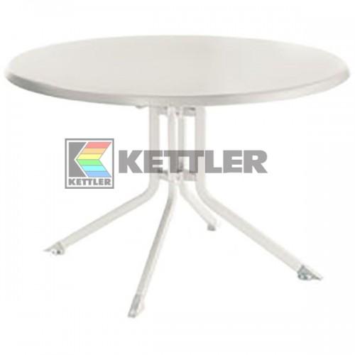 Стол Kettler Kettalux Plus 1150 мм White, код: 0307017-5000