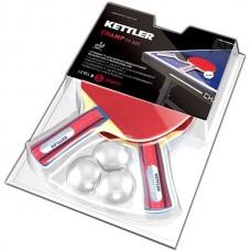 Набор ракеток для настольного тенниса Kettler, код: 7091-700