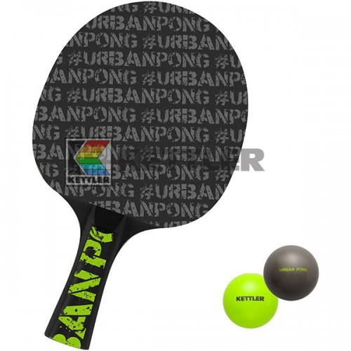 Ракетка для настольного тенниса Kettler UrbanPong, код: 7092-300