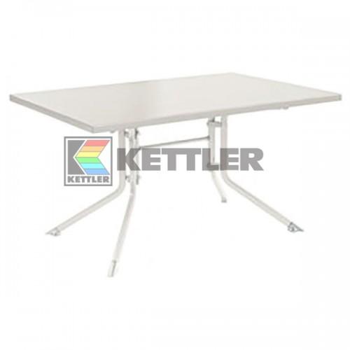 Стол Kettler Kettalux Plus 1600х950 мм White, код: 0307021-5000