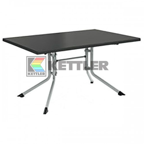 Стол Kettler Kettalux Plus 1150х700 мм Silver, код: 0307026-0000
