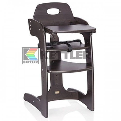 Стульчик для кормления Kettler Comfort Brown, код: H4895-9008