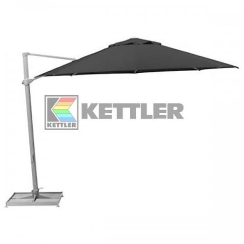 Зонтик Kettler 3500 мм Cantilever Anthracite, код: 0106046-0700