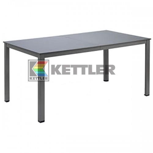Стол Kettler Kettalux Plus 1590/2190х940 мм Anthracite, код: 0301823-7510