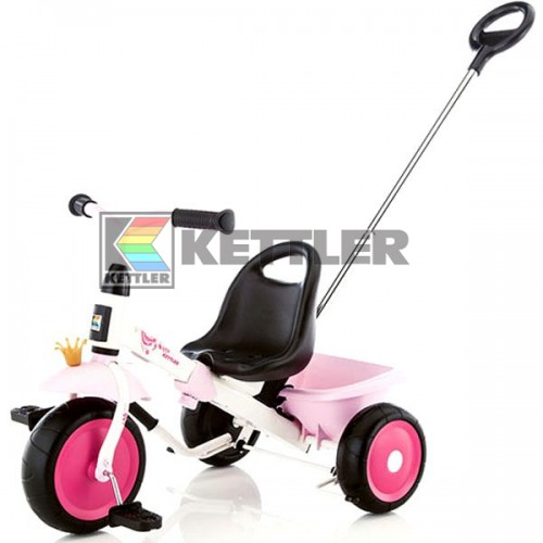 Трицикл Kettler Happytrike Princess, код: 0T03035-0010