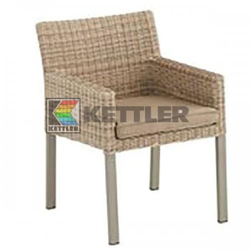 Кресло Kettler Bretagne Sand, код: 0102702-2500