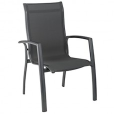 Кресло Kettler Legato Curve Anthracite, код: 0302302-7000
