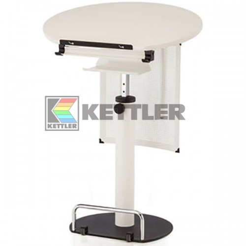 Стол Kettler High Desk White, код: 06093-4270