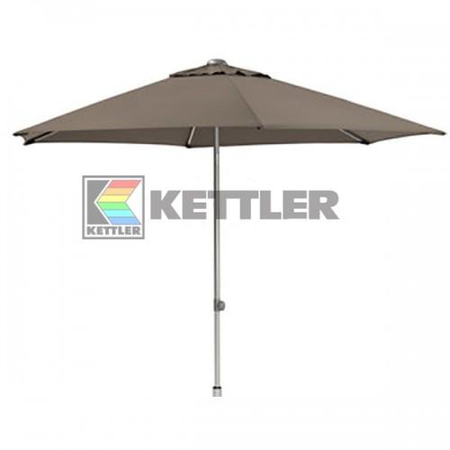 Зонтик Kettler 3000 мм UPF 50+ Taupe, код: 0306030-0400