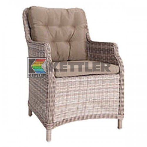 Кресло Kettler Jarvis Sand, код: 0104202-2500
