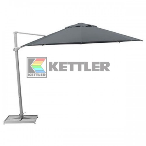 Зонтик Kettler 3500 мм Cantilever Blue, код: 0106046-0900