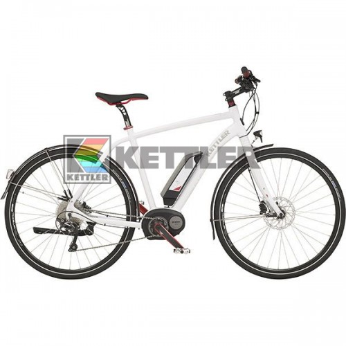 Велосипед Kettler E-Bike Inspire E Breeze, код: KB608