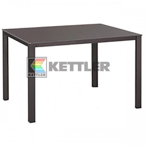 Стол Kettler Kettalux Plus 1400х700 мм Anthracite, код: 0301818-7500